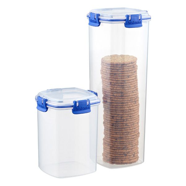 Nice Klip It® Cracker Containers