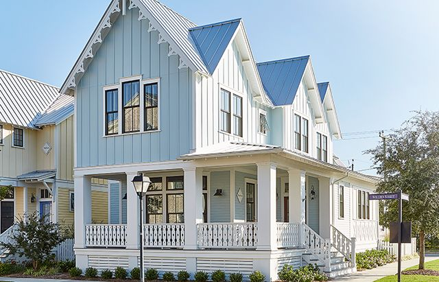 Southern Living House Plans; Meersea