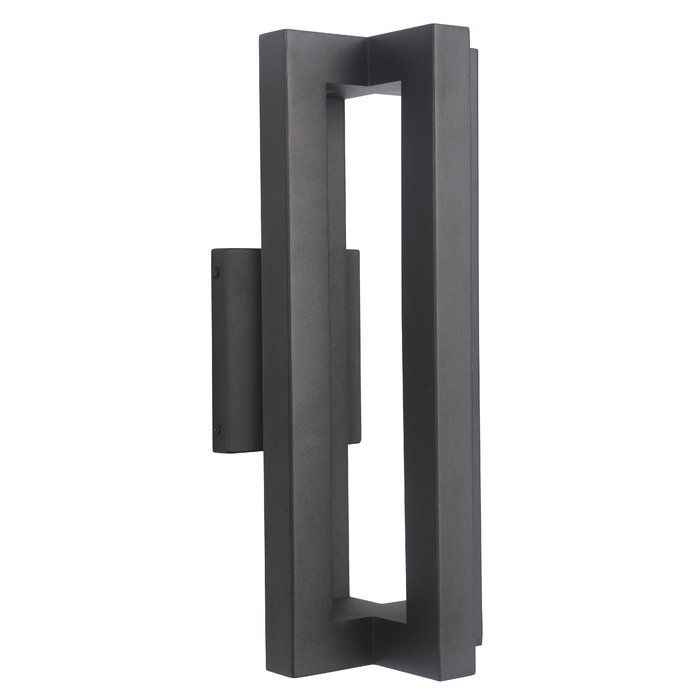 Grundy 3-Light LED Wall Mount in 2019 | Lauri Kay | Led ... on outdoor lighting for stone walls, outdoor lighting on houses, outdoor home ideas, outdoor lighting product, outdoor lights ideas, outdoor benches ideas, outdoor rugs ideas, outdoor wall cabinets ideas, outdoor deck lighting options, exterior wall ideas, outdoor office ideas, stone wall outdoor ideas, outdoor mattresses ideas, outdoor wall garden ideas, outdoor wall kitchen, outdoor led lighting, outdoor wall painting ideas, outdoor wall decor ideas, outdoor home lighting, outdoor bar stools ideas,