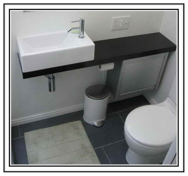 Narrow Bathroom Sink Wall Mount  Guttin Remodel  Small