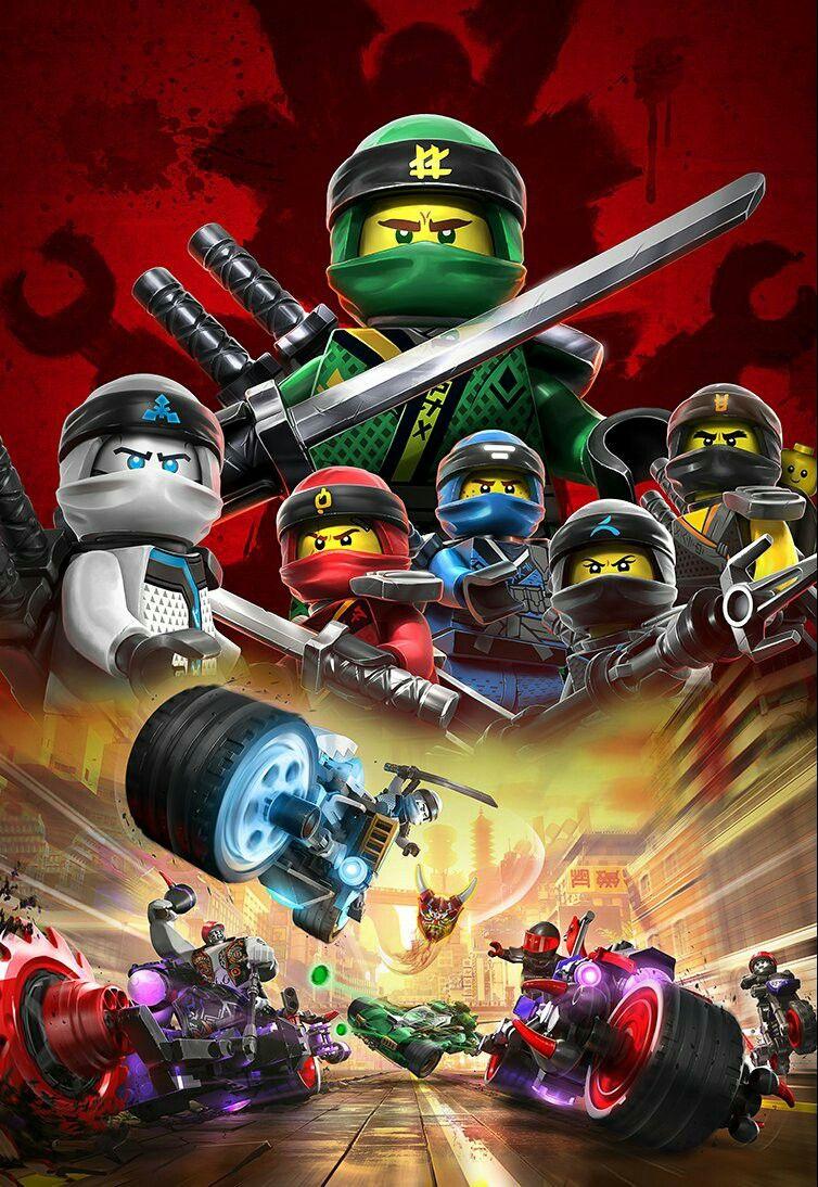 Sog poster hd quality ninjagosonsofgarmadon ninjago - Lego ninjago d or ...