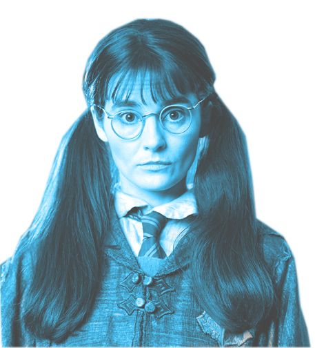 Image result for moaning myrtle illustration