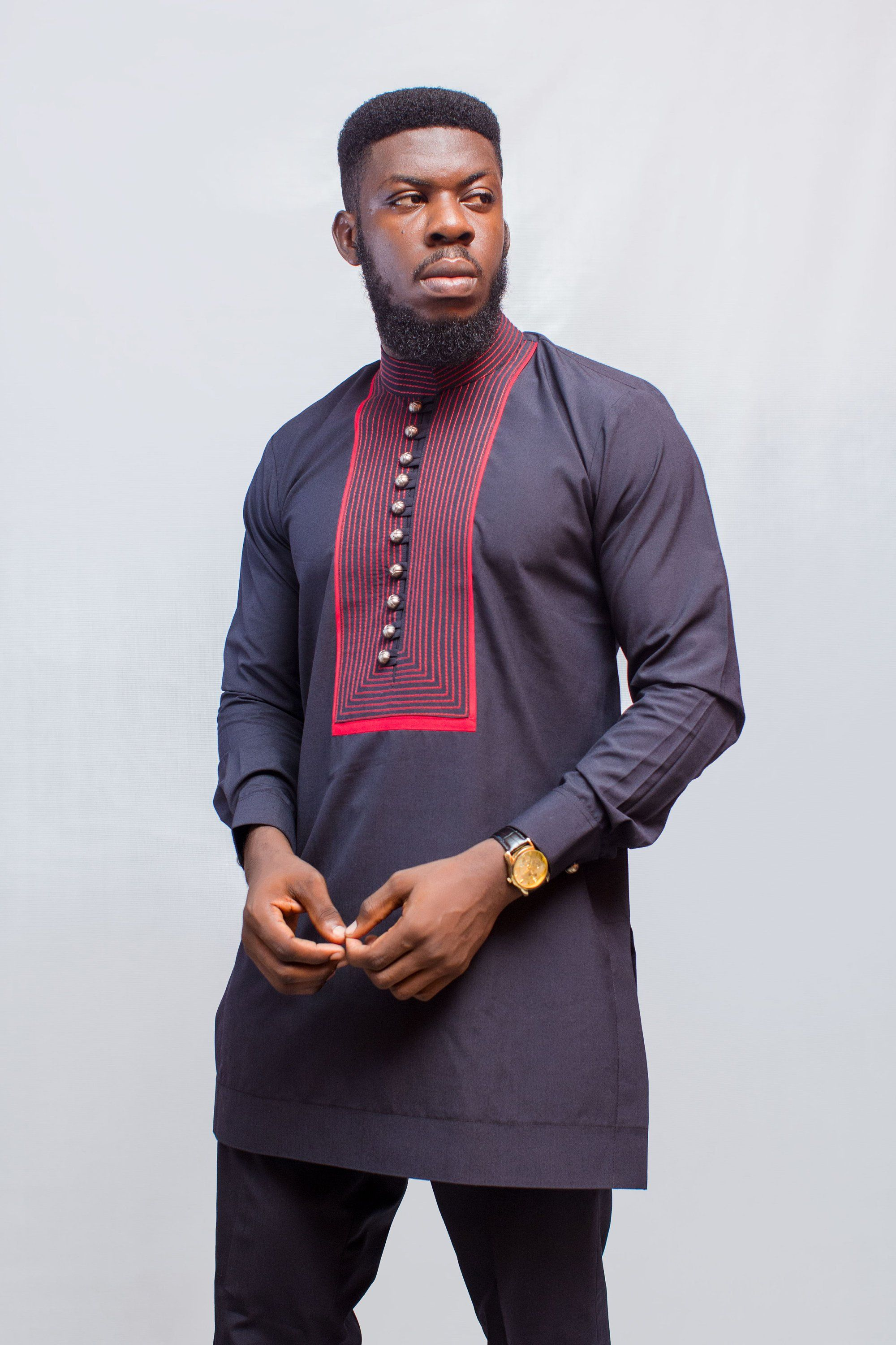 African men clothing fathers day gift gift for him