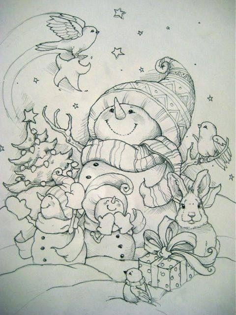 ausmalbilder weihnachten gedichte  aglhk