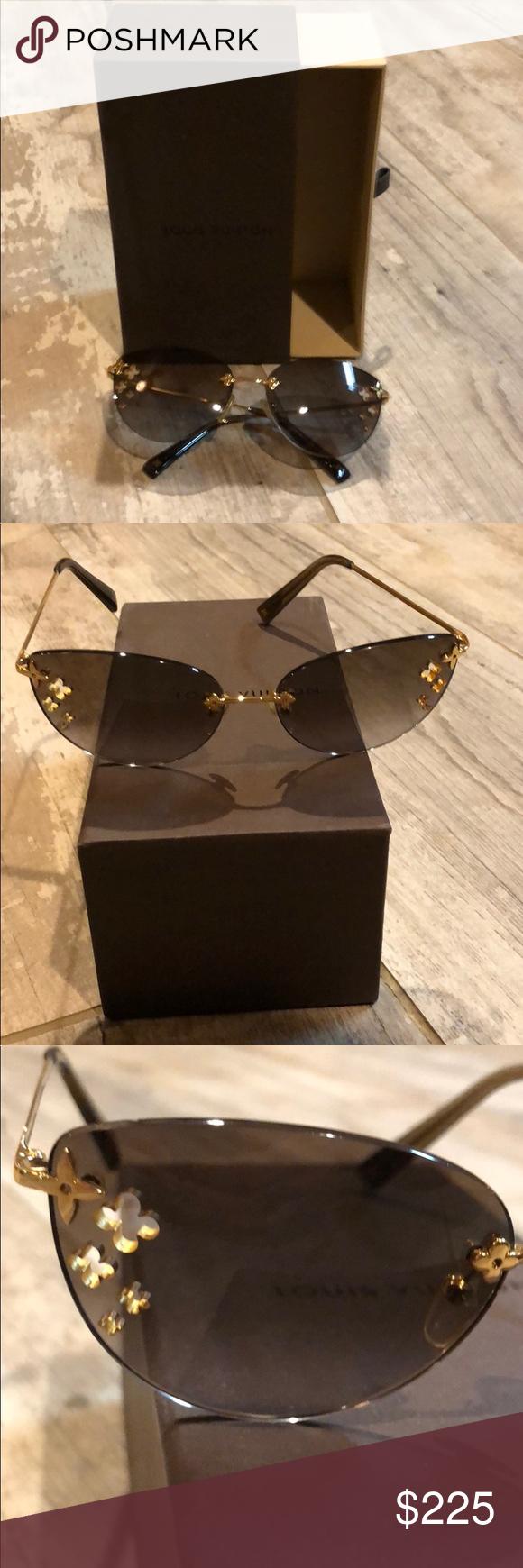6706770a00 Louis Vuitton Sunglasses never worn Louis Vuitton Sunglasses ...
