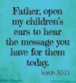Pin by Erin Lowen on Prayers | Prayer for my children, Mom