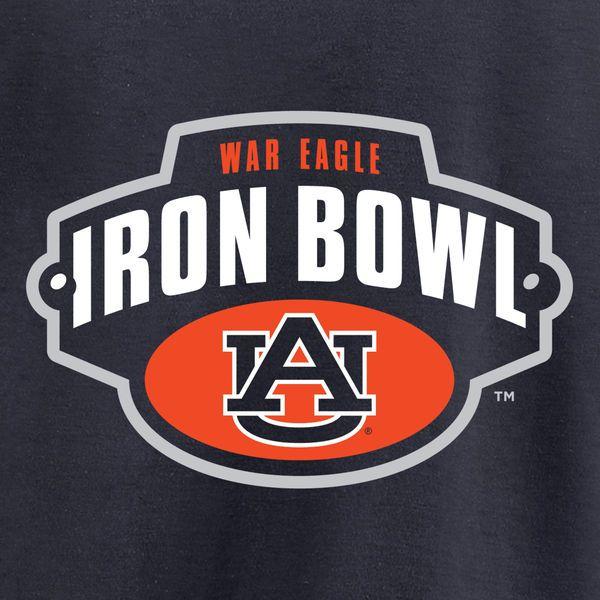 Men S Fanatics Branded Navy Auburn Tigers Vs Alabama Crimson Tide