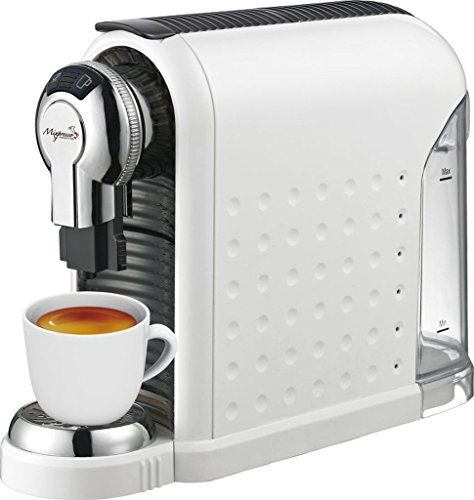 6b98451565281e Espresso Machine - For Nespresso Compatible Capsules - By Mixpresso (White)  -- You can find out more details at the link of the image.
