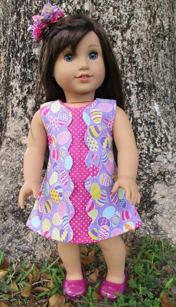 Easter Eggs fits American Girl Doll and 18 inch dolls #18inchdollsandclothes