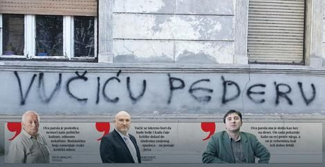 """FENOMEN JEDNE PAROLE  Kako smo spali na """"VUČIĆU PEDERU"""""""