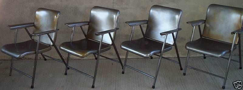 If Only All Folding Chairs Were This Awesome Via Ebay