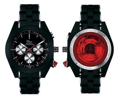 dior homme chiffre rouge wristwatch watch dior dior homme chiffre rouge wristwatch