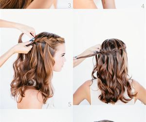 Easy Hairstyles Step By Step Easy Hair Tutorials Stepstep  Google Search  Hair  Pinterest