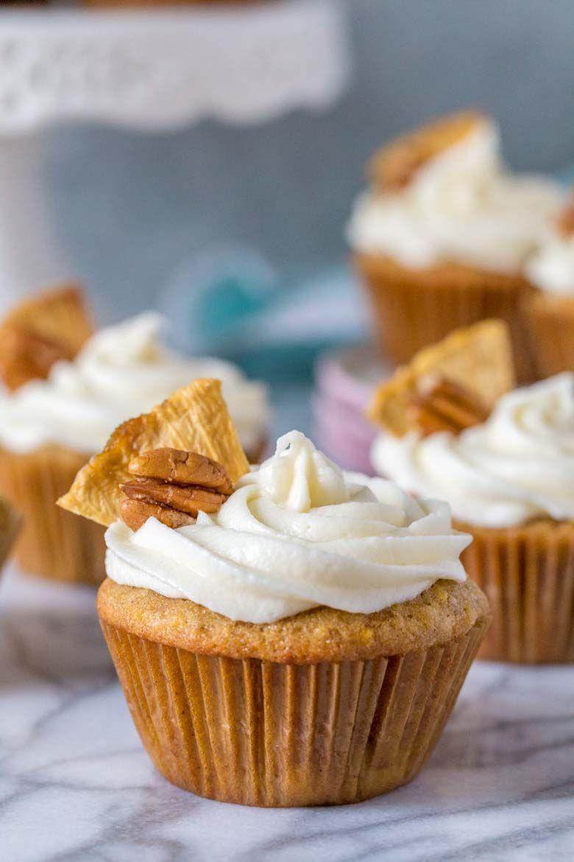 Hummingbird Cupcakes. in 2020 Hummingbird cupcakes