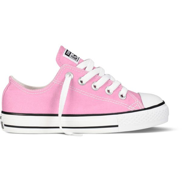 76251114ec65 Chuck Taylor All Star Classic Colors Tdlr Yth ( 32) ❤ liked on Polyvore  featuring shoes