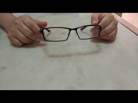 Harga Kacamata Plus Pria. VIDEO   frame kacamata original aluminium-mg kaca  mata minus plus pria lebar - ..... Tag   Harga  Kacamata  Plus  Pria ... 7b1a822230