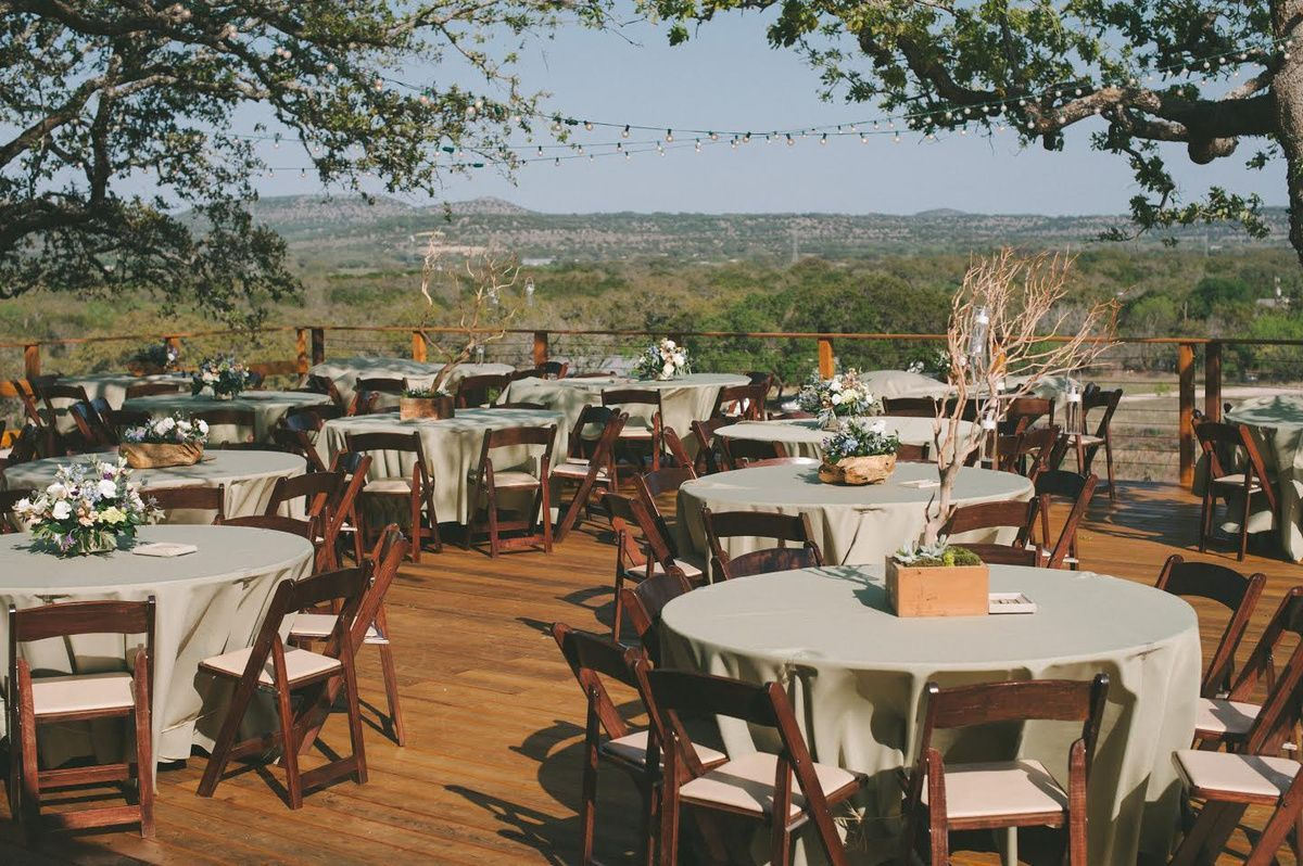 Hill Country Heaven Austin, TX Wedding Venue and Event