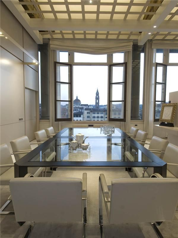 Now that's a conference room