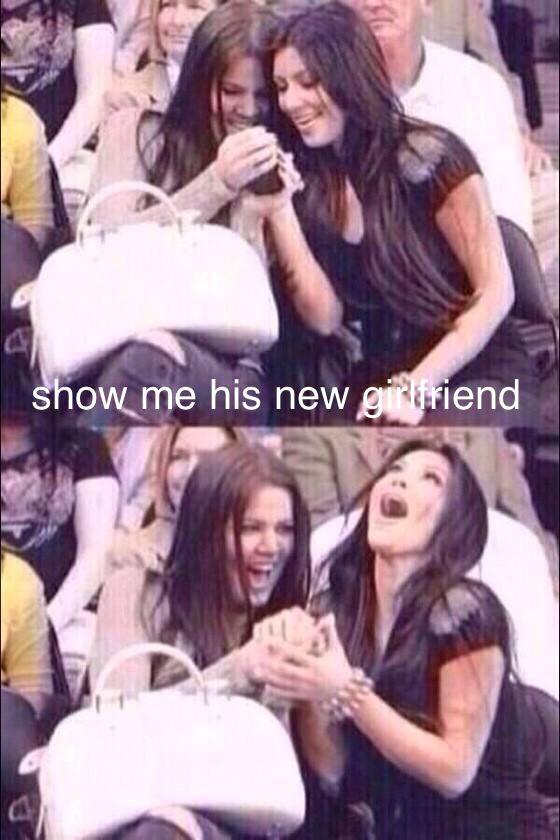 Kardashian + Jenner Memes   Bahahahahaha   Best friends funny