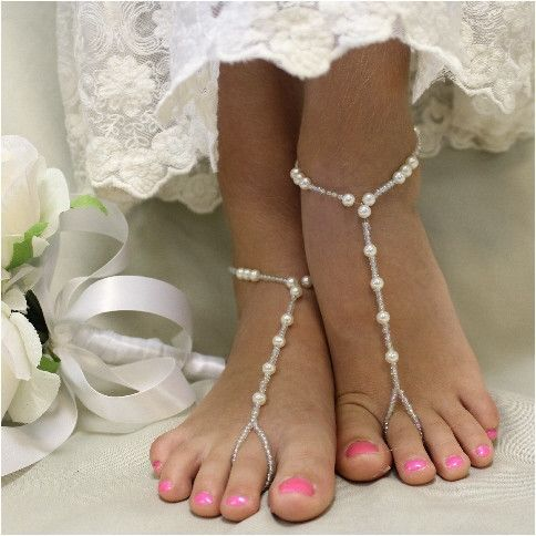 SEA OF LOVE barefoot sandals Barefoot Wedding beach and Wedding