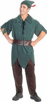 Adult Disney Peter Pan Costume