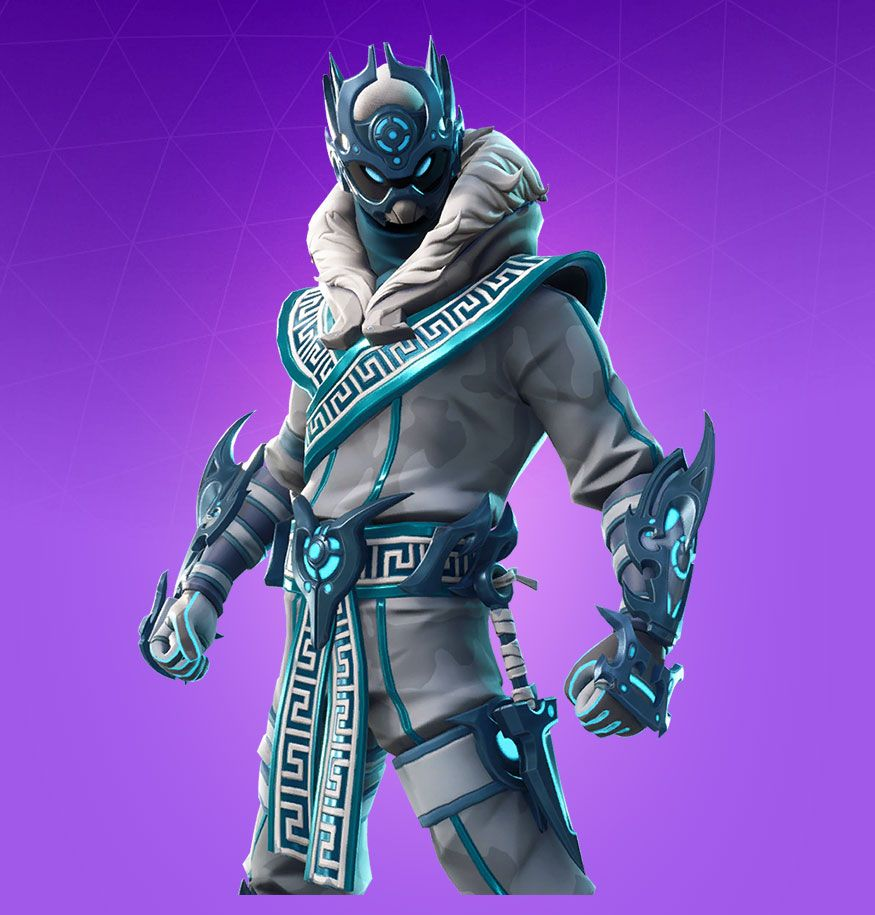 snowfoot is an epic skins that was released during the season 7 season of fortnite in - skin hybride noir fortnite