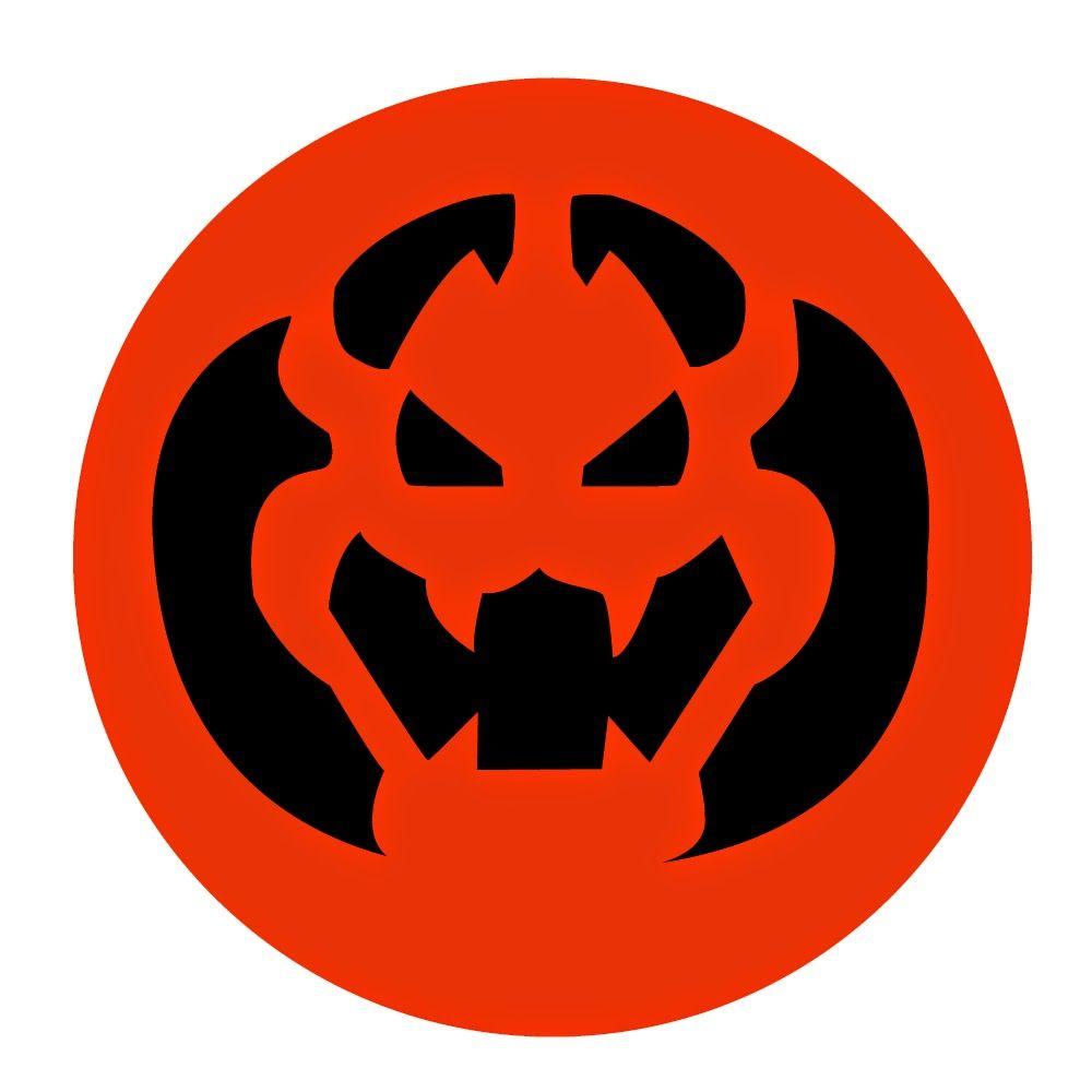 Halloween Fun - Official Nintendo Pumpkin Stencils of Bowser, Boo ...
