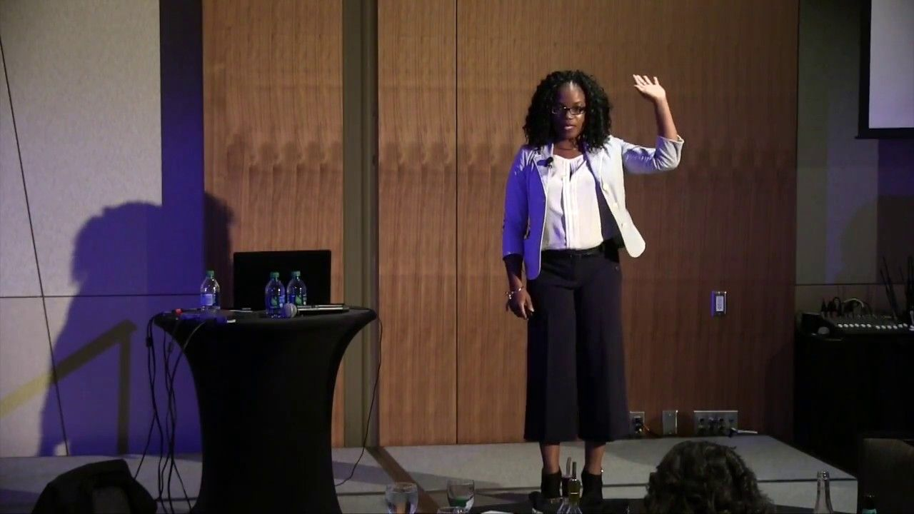 Tarsha Polk Marketing Speaker Sizzle Reel