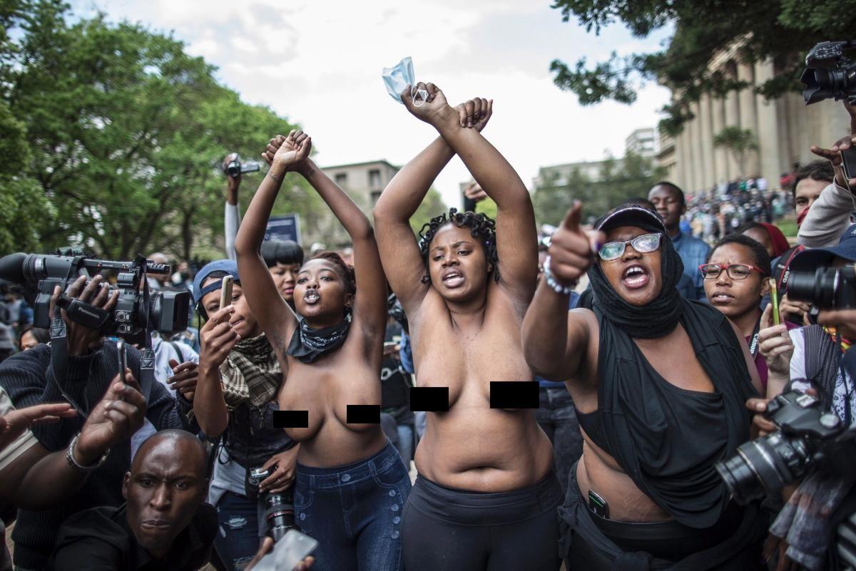 African university students amateur lesbian sextape