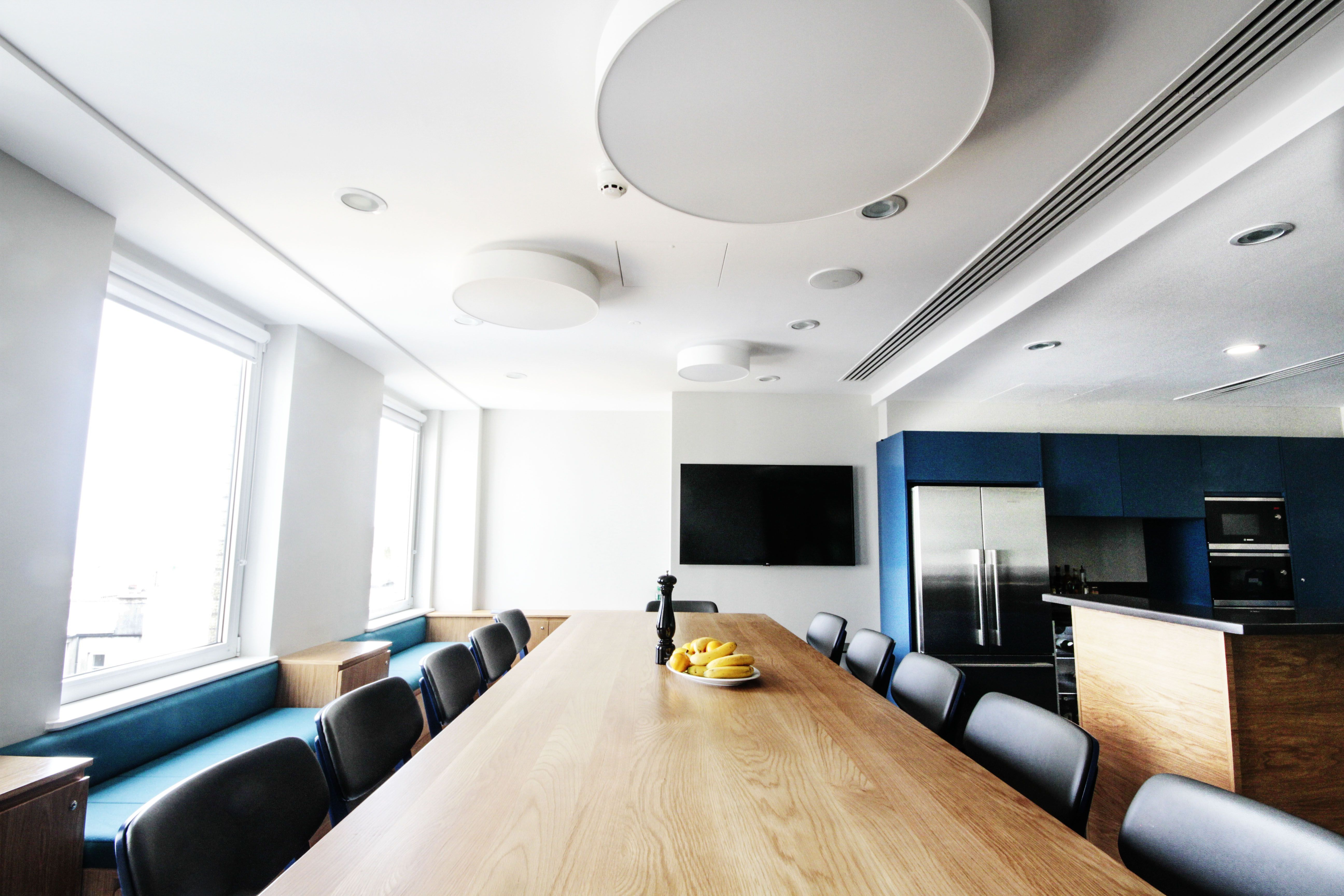 Office Fit Out - Canteen - Prothena Biosciences, Dun Laoghaire, Co. Dublin, by Think Contemporary