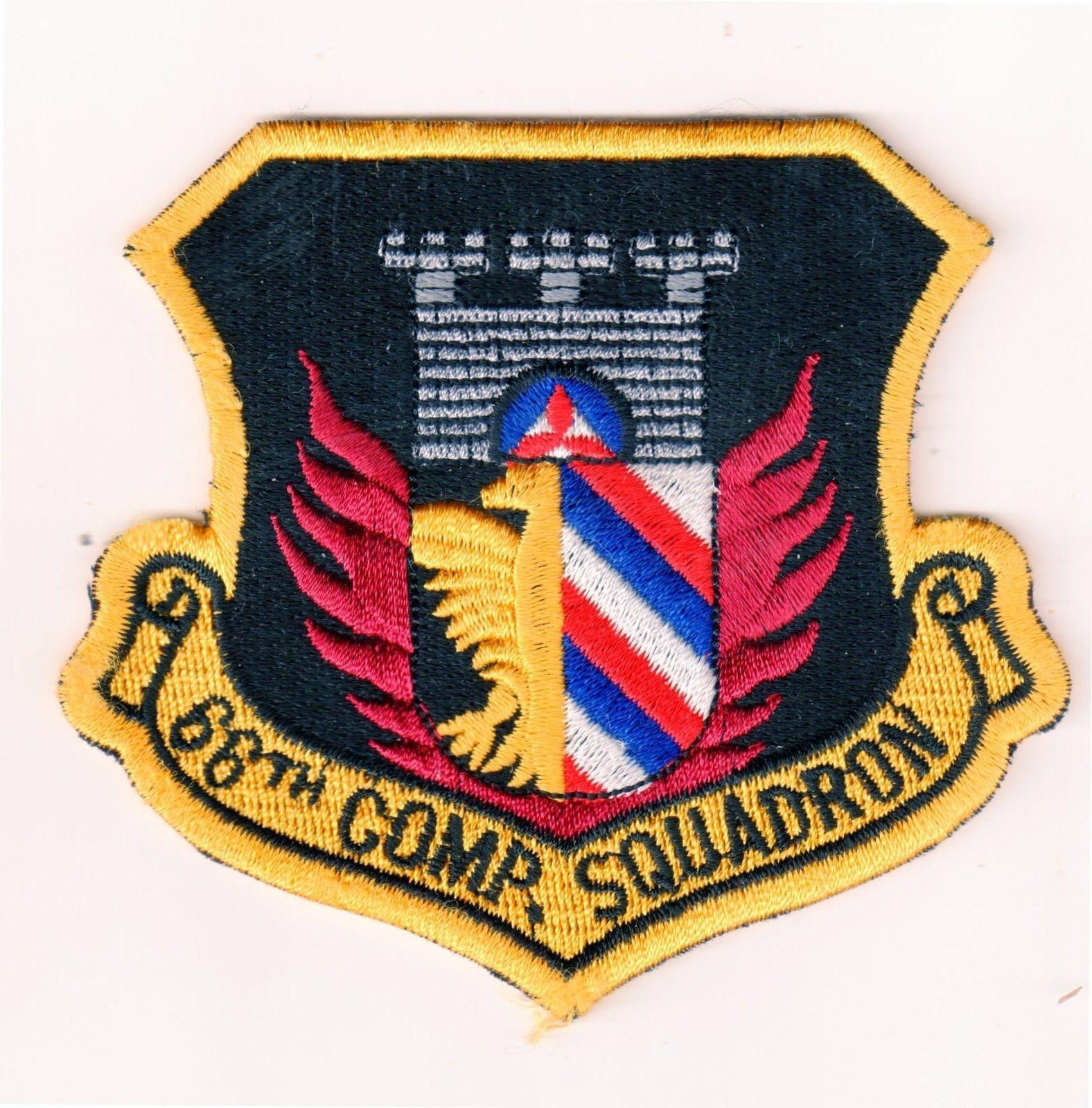66th Composite Squadron Civil air patrol, Patches, Emblems