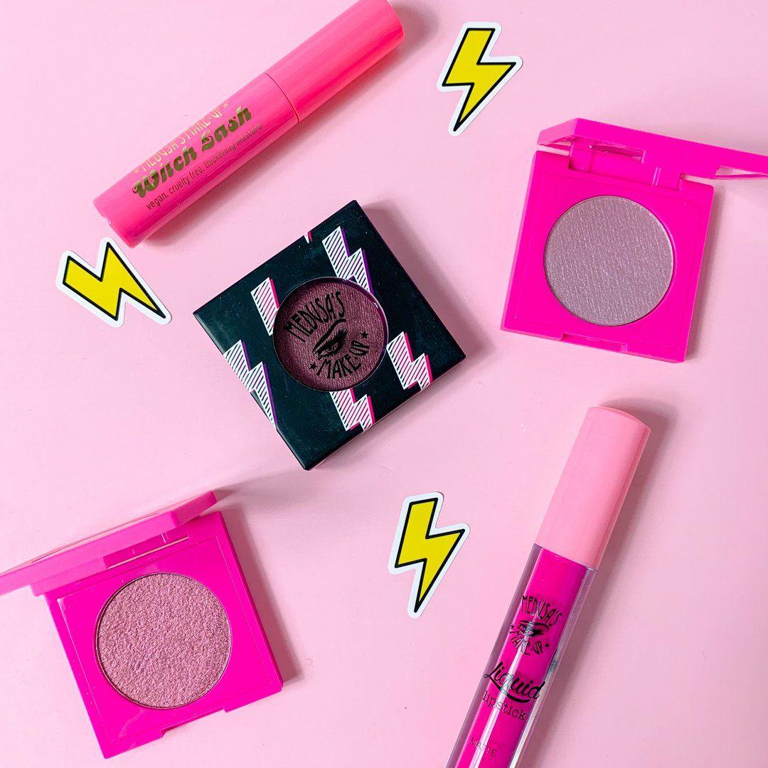 Vegan & CrueltyFree Makeup Brand by Medusa's MakeUp in