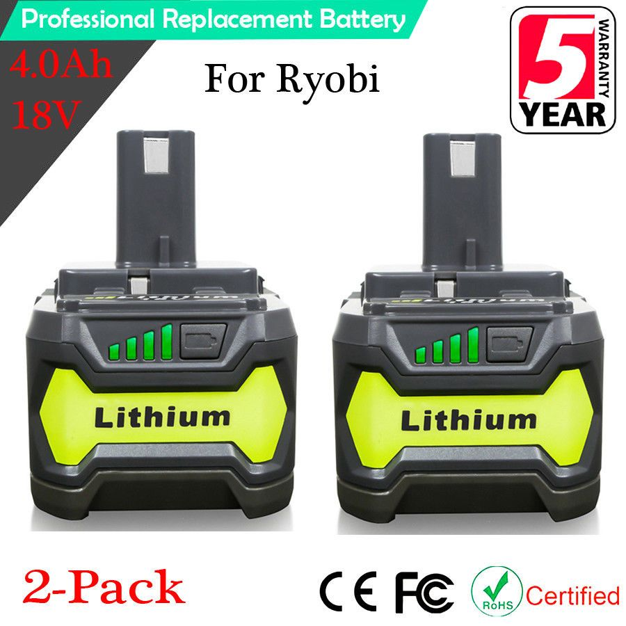 This Battery Perfectly Match Your Ryobi ONE PLUS Compact