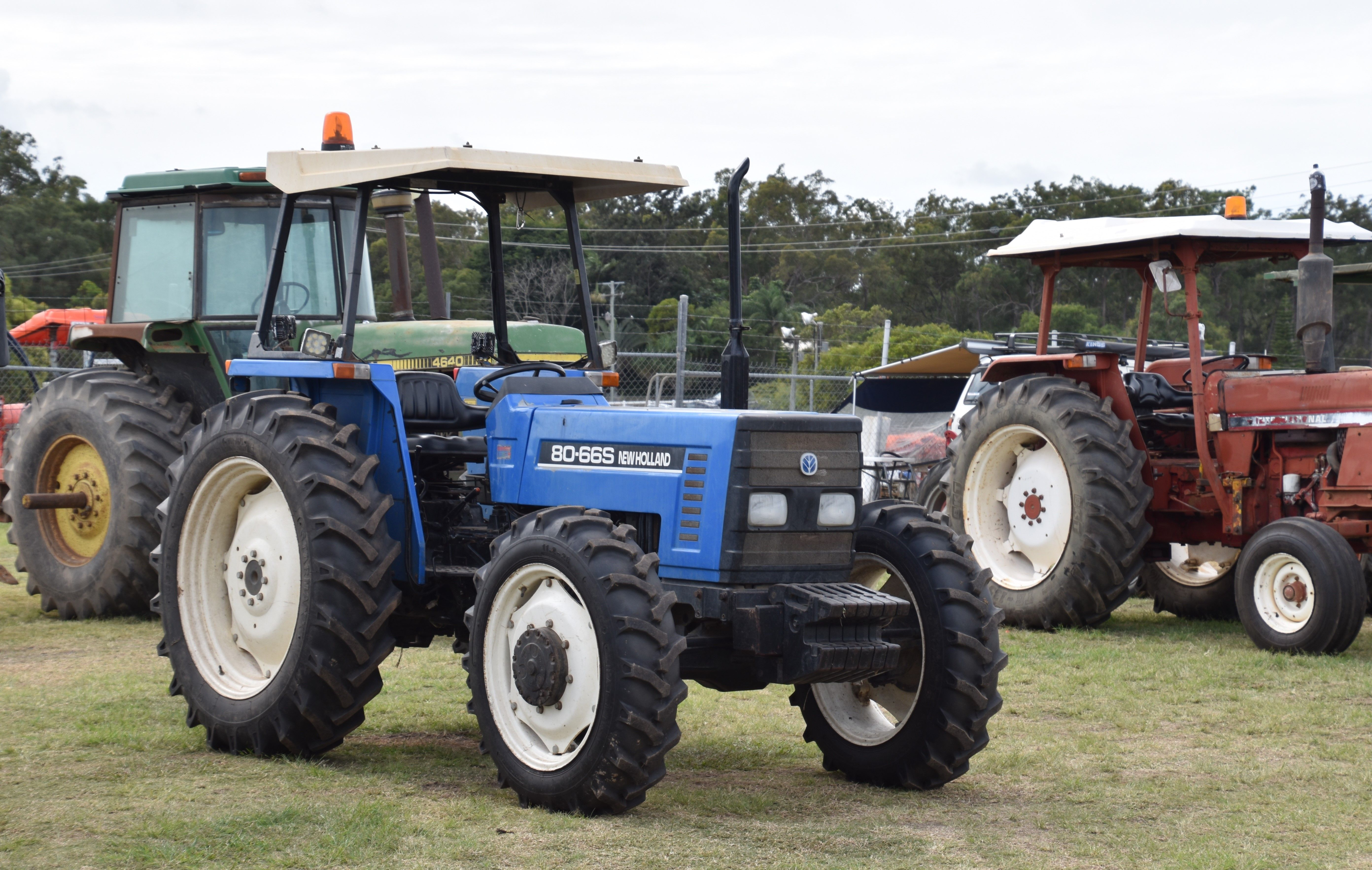 New Holland 8066 Stractor Tractors Dozers Pinterest Jd 575 Skid Steer Wiring Diagram Tracteurs