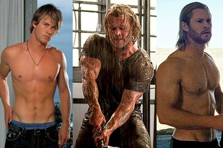 10 Incredible Celebrity Body Transformations ...
