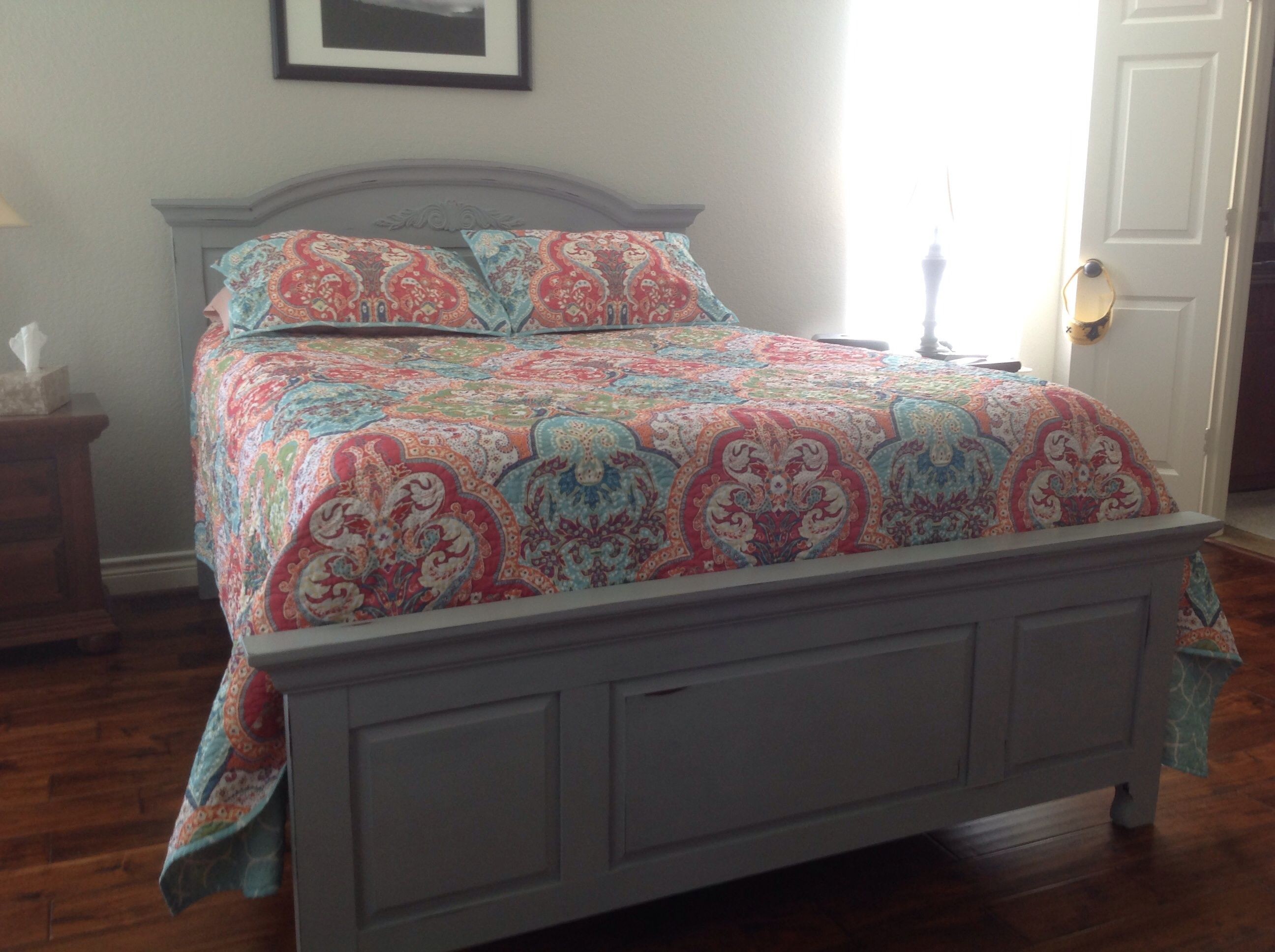 Broyhill Fontana Changed And Distressed In Paris Grey Love It