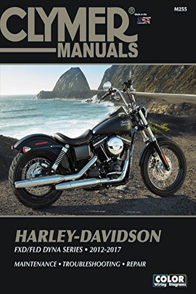 Harley Davidson Fxd Dyna Series 2006 2011 Clymer Manuals Motorcycle Repair By Penton Staff Haynes Manuals N America Inc Harley Davidson Street Bob Clymer