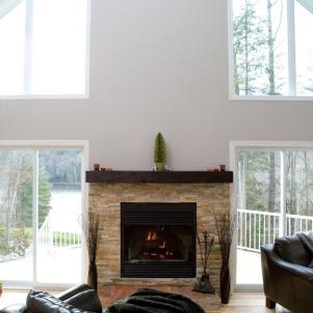 Remove And Replace Unwanted Mantels Fireplace Surrounds Floating Fireplace Classic Fireplace