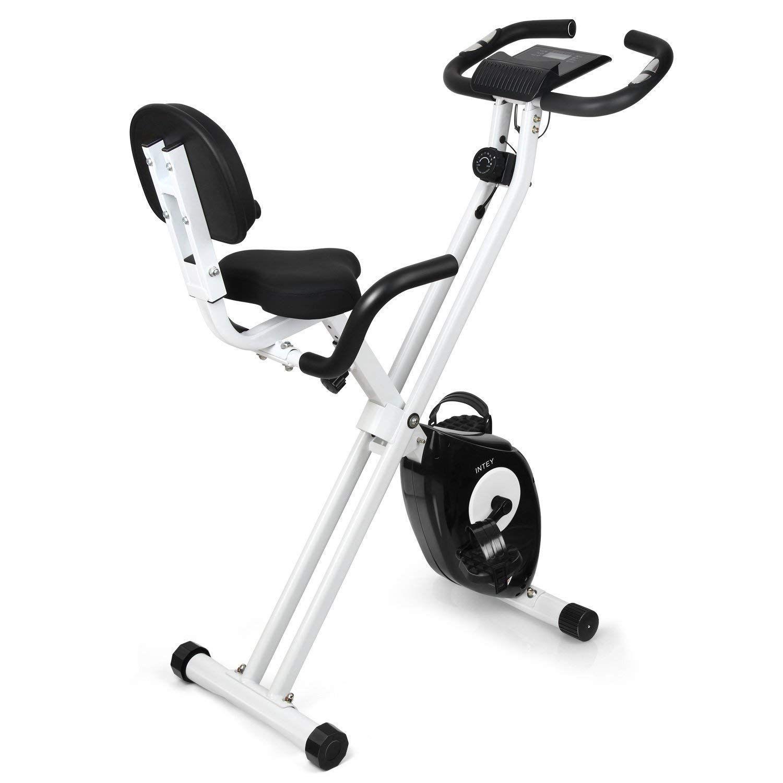 Xs Sports Magnetic Foldable Folding Exercise Bike X Bike Cardio