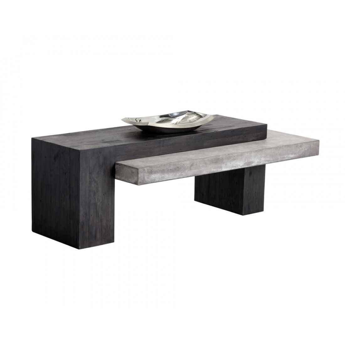Zoron Coffee Table Rectangular Coffee Unique Coffee Table And - Rectangular concrete coffee table
