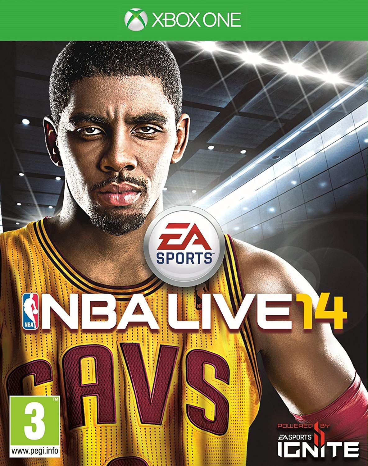 NBA Live 14 is a basketball video game released on the