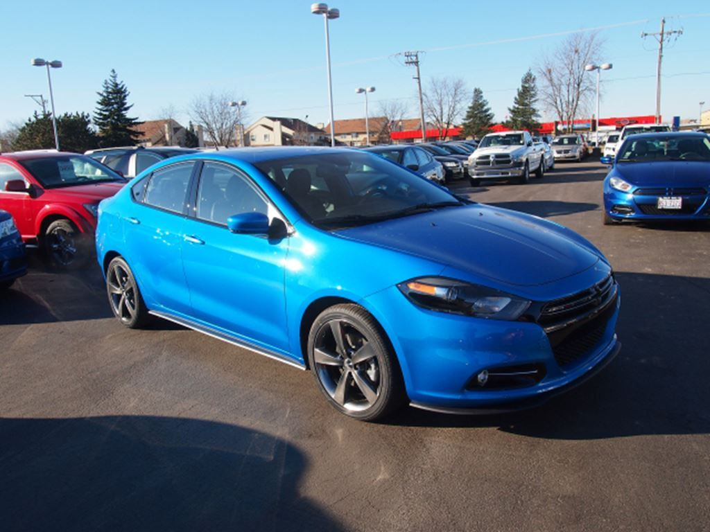 New 2015 Dodge Dart Limited Gt For Sale In Tinley Park