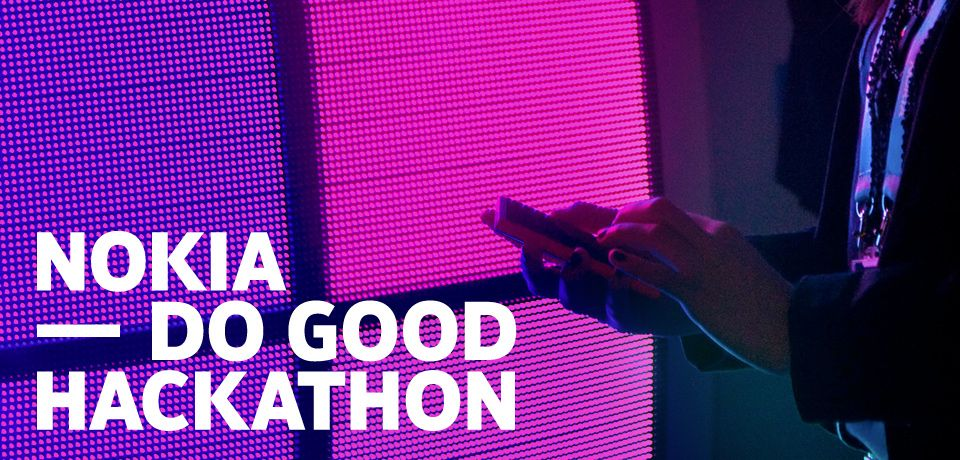Join the fun and create a winning app:-)!  http://dogoodhackathon.com/