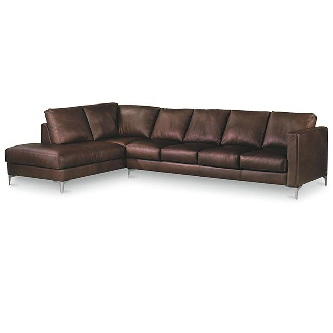 Cool Kendall Sectional Sofa By American Leather Creativity Knows Short Links Chair Design For Home Short Linksinfo