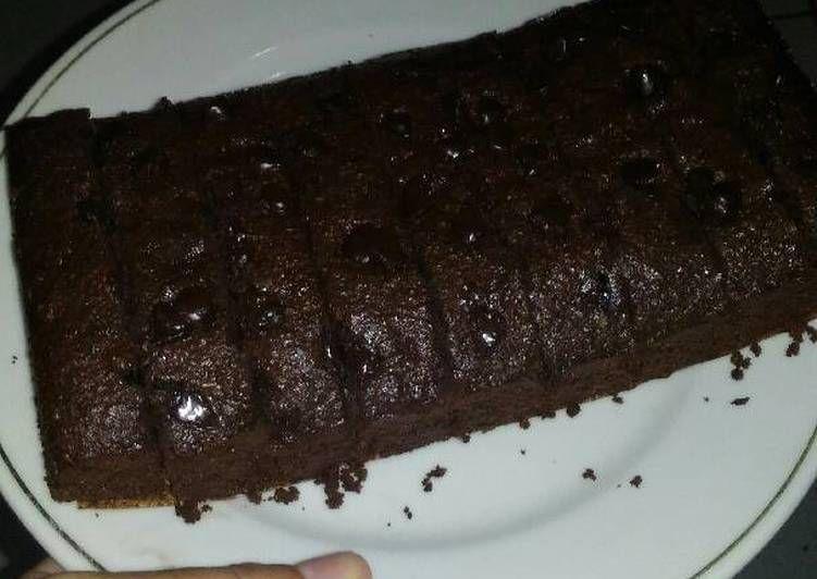 Resep Oat Brownies Panggang Nyoklaaaaat Banget Oleh Mahardikavera Resep Panggang Resep Brownies
