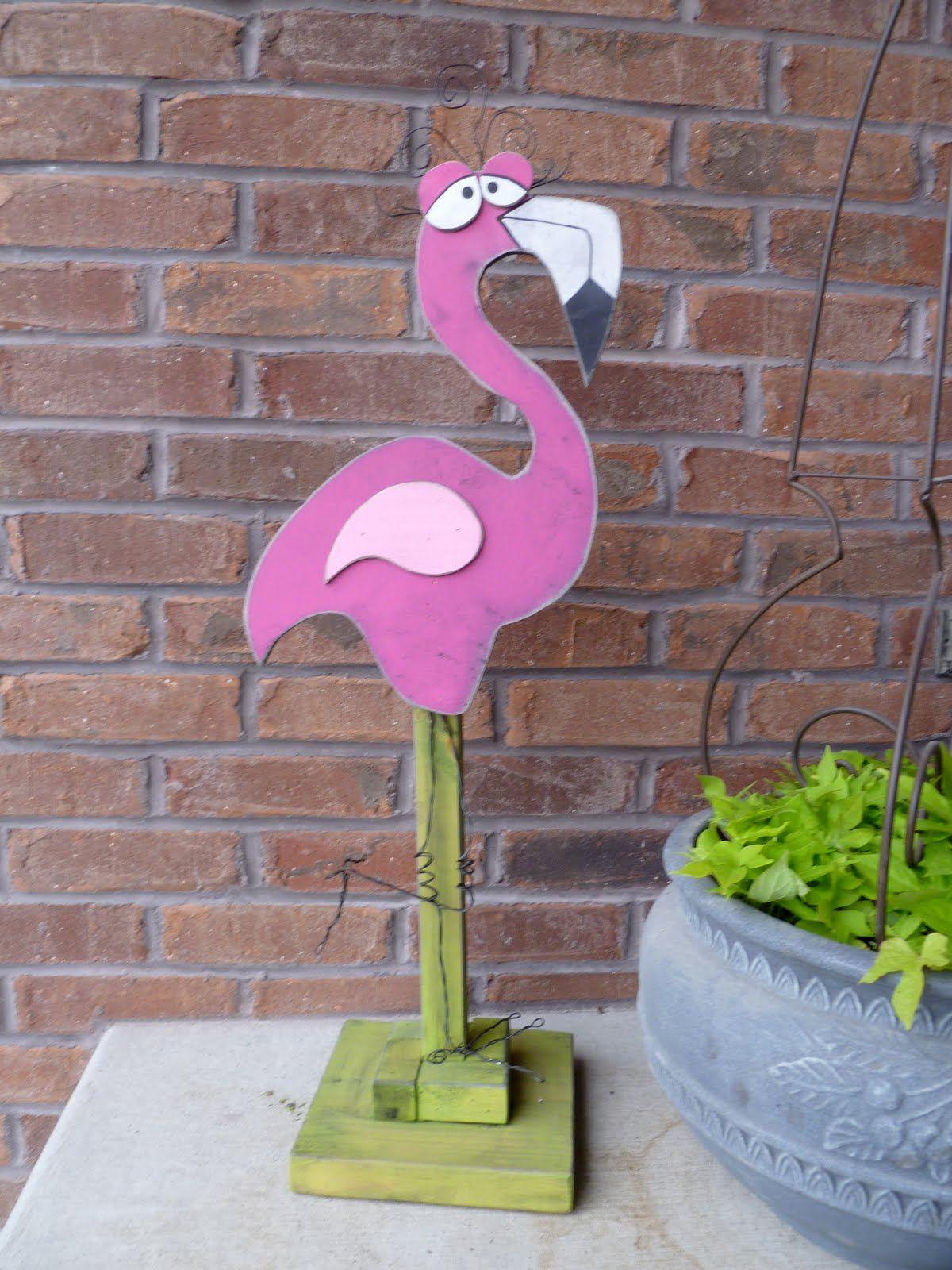 Make & Take: Stand for Flamingo!