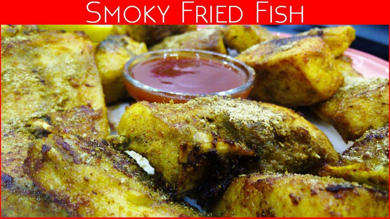 Smoky spicy fried fish sizyumzy cooking hindi urdu food smoky spicy fried fish sizyumzy cooking hindi urdu forumfinder Choice Image