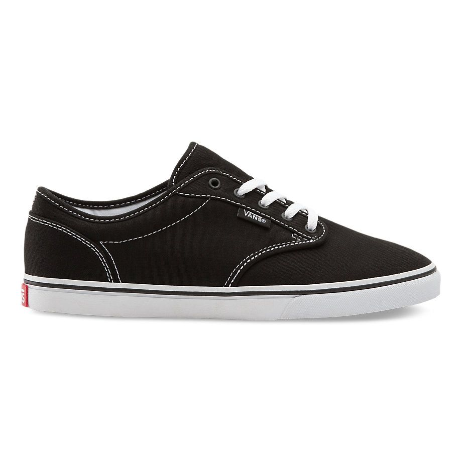 6c3a2471cd8f7a Canvas Atwood Low Women  NJO187  -  39.99   Vans Shop