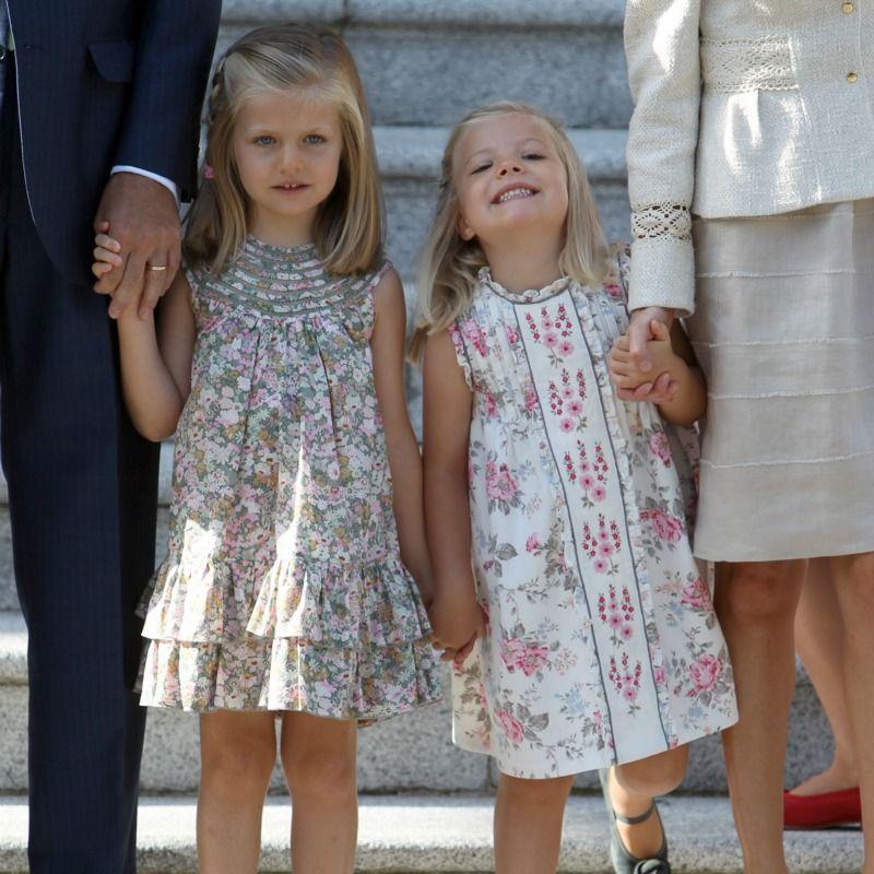 ¡Feliz cumpleaños! Así ha sido el estirón 'fashion' de la princesa Leonor - Foto 19
