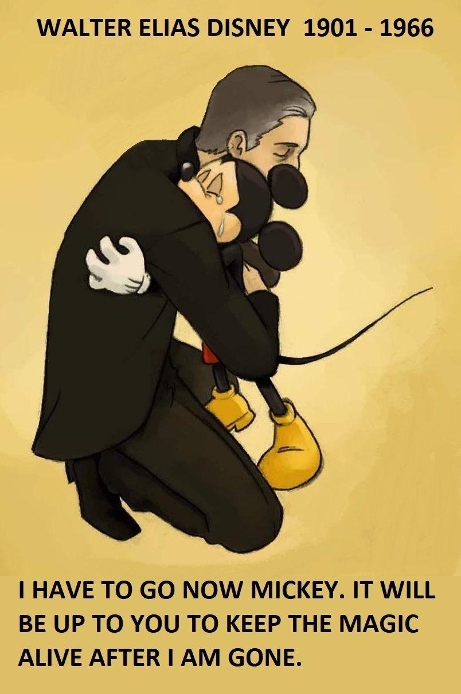 Photo of Es wäre eine gute Zeile, in einem Film zu sagen, wann Walt Disney und seine Frau …
